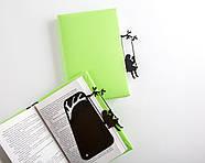 Закладка для книг Девочка на качелях, фото 3