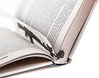 Закладка для книг Gun и Rose, фото 1