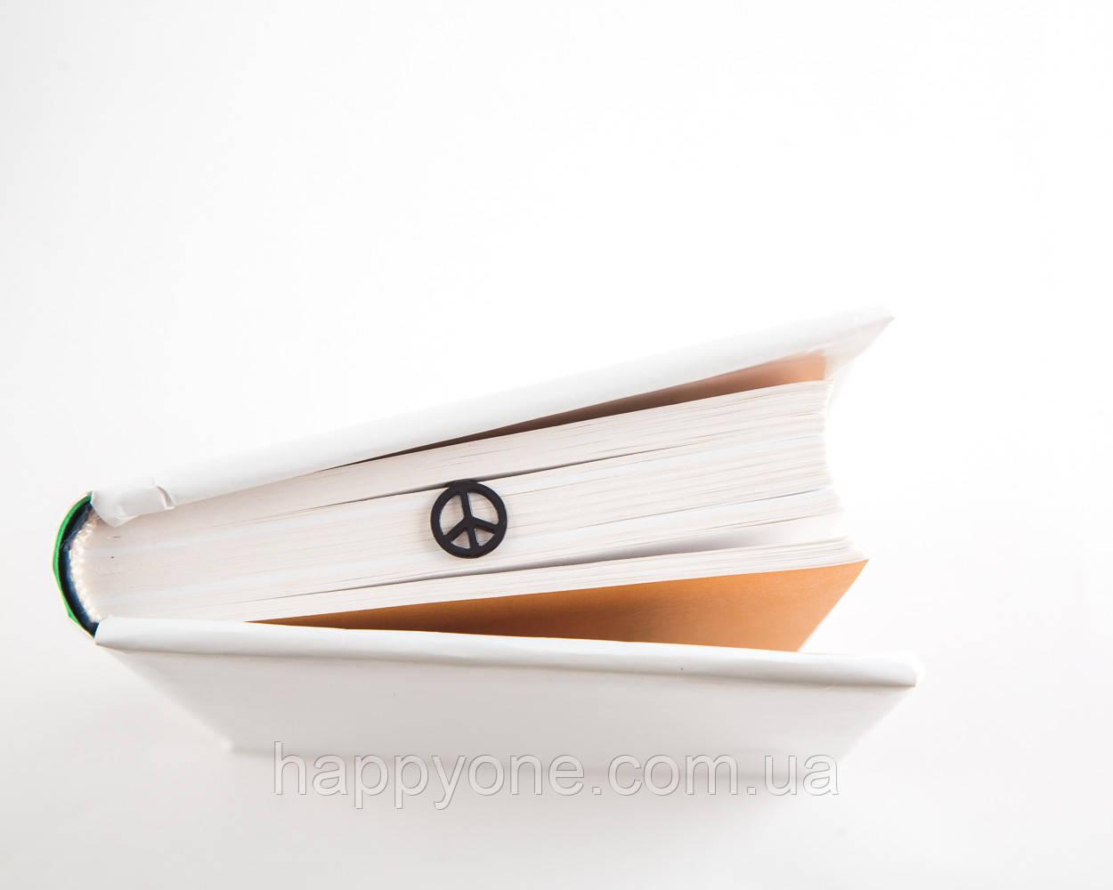 Закладка для книг Peace