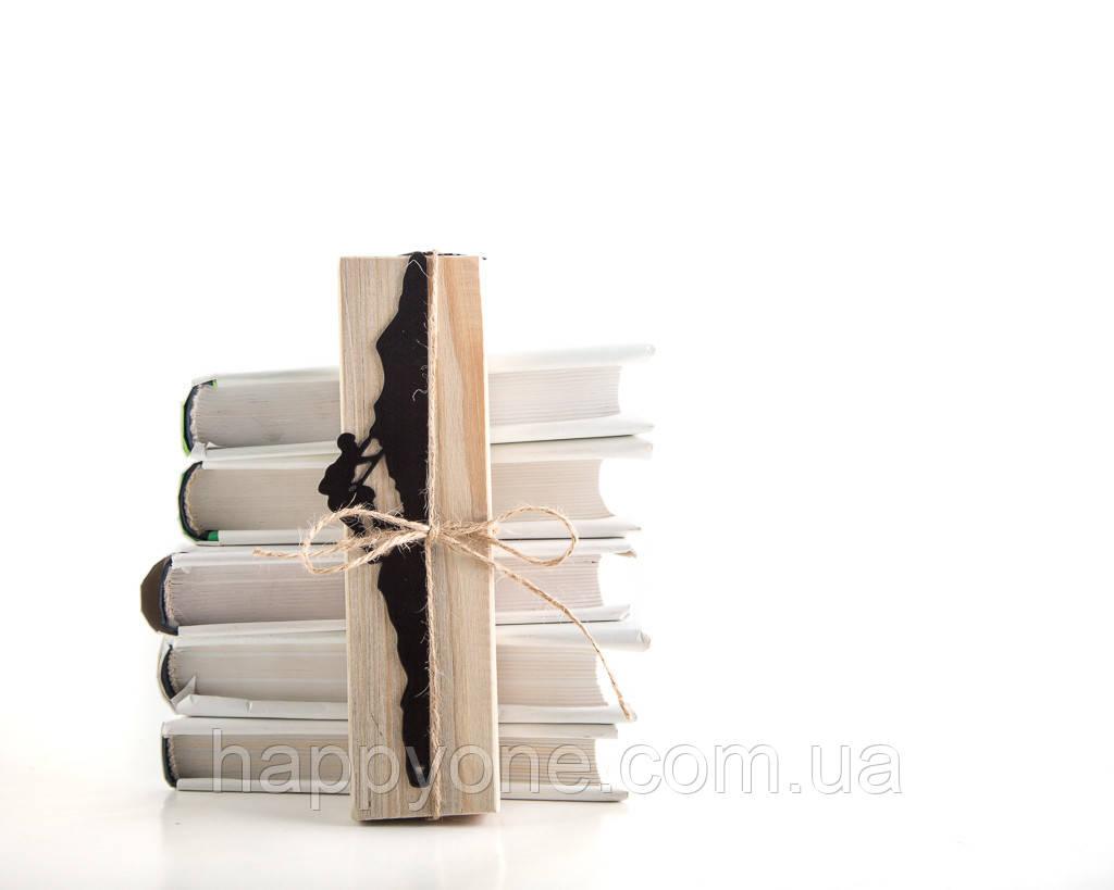Закладка для книг Покоритель Вершин