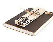 Закладка для книг Скандинавский цветок, фото 3