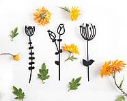 Закладка для книг Скандинавский цветок, фото 5