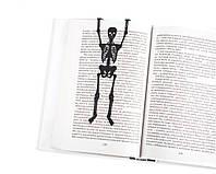Закладка для книг Скелет в моей книге, фото 1