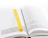 Закладка для книг Банановая, фото 1