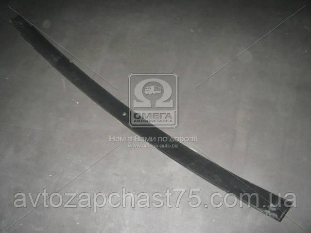 Лист рессоры №3 задней Валдай, Газ 33104 (производитель Горьковский автомобильный завод, Россия)