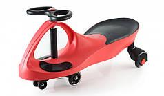 Бибикар Bradex оригинал с полиуретановыми колесами