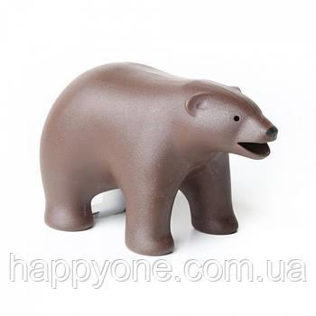 Держатель для скотча и скрепок Brown Bear Qualy (коричневый)
