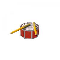 Набор для записей Drummy Rocket Design, фото 1