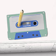 Набор для записей Cas-set Rocket Design, фото 5