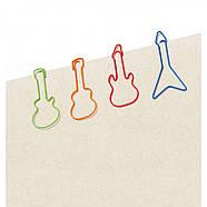 Скрепки для бумаг Audioclips Rocket Design, фото 3
