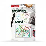 Скрепки для бумаг Clip Heroes Rocket Design, фото 6