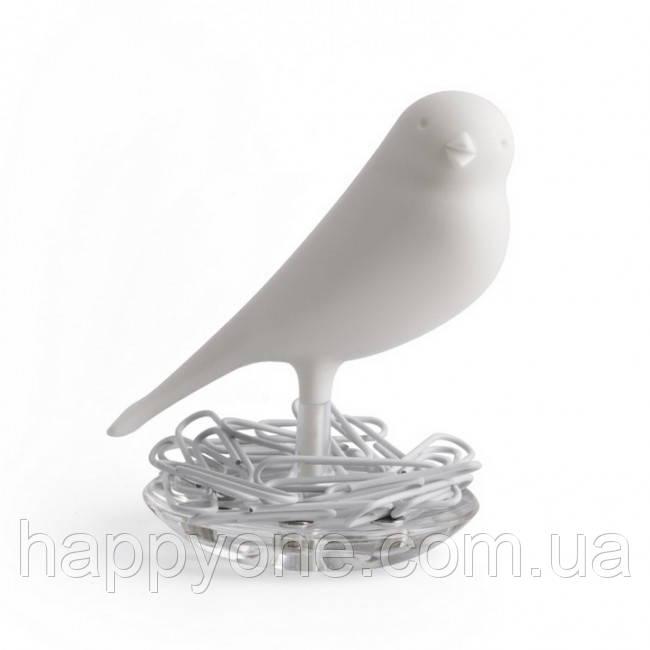Держатель скрепок Nest Sparrow Qualy