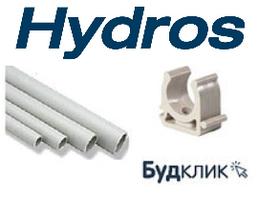 Трубы полипропиленовая HydroS Чехия