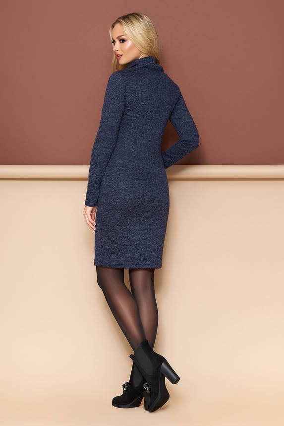 Платье повседневное молодежное теплое, фото 2