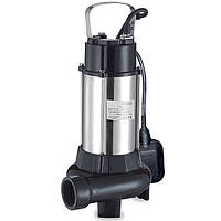 Насос 1.1кВт Hmax 10м Qmax 270л/мин (с ножом) Aquatica канализационный 773331