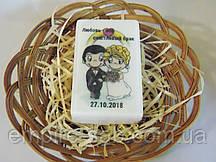 """Мыло для гостей """"Любовь - это счастливый брак"""""""