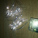 Гирлянда светодиодная на батарейках(5 м), фото 3