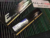 Оперативна пам`ять Team DDR3 4GB  PC3 12800U 1600mHz Intel/AMD