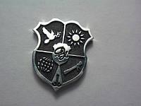 Нагрудные значки из серебра на заказ Киев