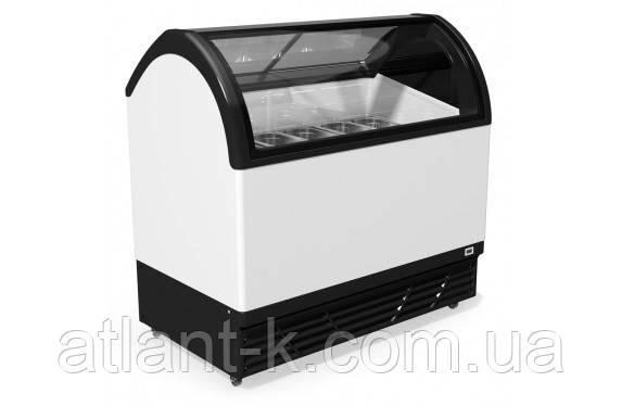 Вітрина для вагового морозива JUKA M400Q