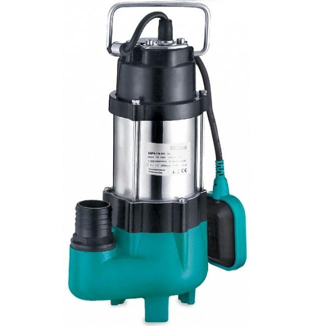 Насос 0.25кВт Hmax 7.5м Qmax 150л/мин Aquatica дренажный 773321