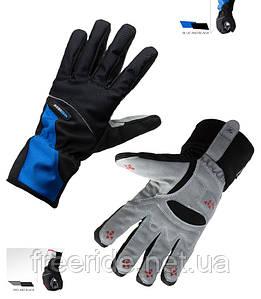 Велосипедные перчатки зимние Robesbon (XL) windstopper
