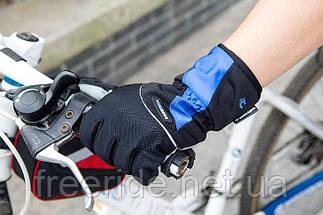 Велосипедные перчатки зимние Robesbon (XL) windstopper, фото 3