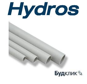 Труба поліпропіленова Ø20 PN20 PPR HydroS Чехія