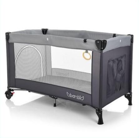 Манеж детский Bambi M 3696-2 Серый