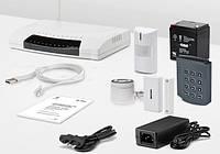 Система безпроводной GSM сигнализации Ajax WGC-103 KIT + клавиатура