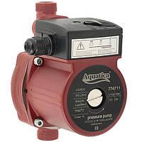 """Насос д.3/4"""" 120Вт Hmax 9м Qmax 30л/мин 160мм гайки д.1/2"""" для повышения давления Aquatica 774711"""
