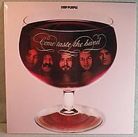 CD диск Deep Purple -  Come Taste the Band