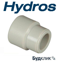 Редукция Ppr 63*40 Hydros Чехия