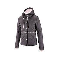 Куртка женская оригинальная Reebok PADDED MID JACKET AA3936 цвет серый  розовый 20d9efa9a44