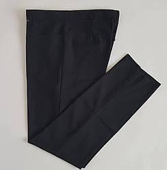 Мужские брюки черного цвета