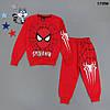 Утепленный костюм Spiderman для мальчика. 3-4;  5-6;  7-8;  9-10 лет