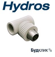 Трійник з НР 32*1*32 HydroS Чехія