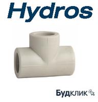 Трійник Рівний 50 Ppr Hydros Чехія
