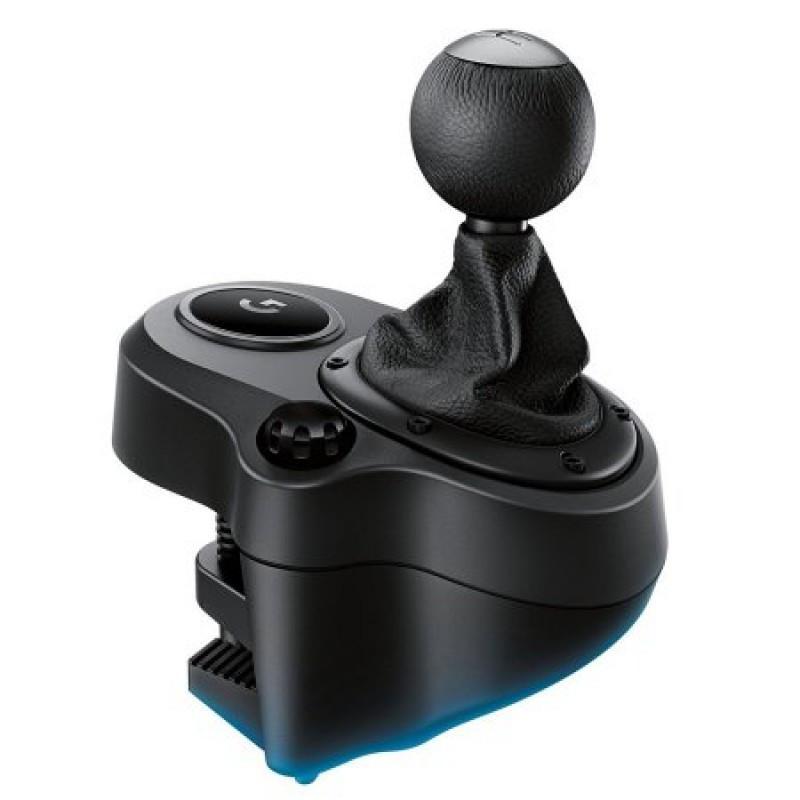 Рычаг переключения передач Logitech Driving Force Shifter (941-000119, 941-000130)