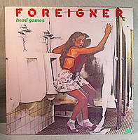 CD диск Foreigner - Head Games
