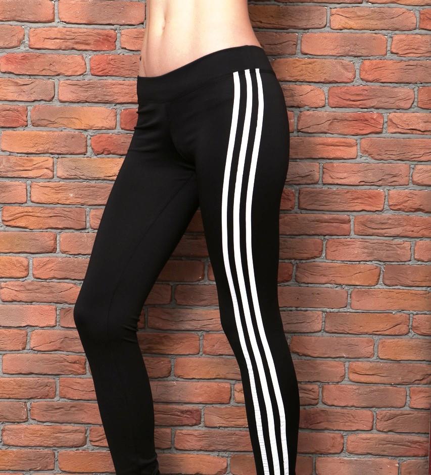"""Лосины спортивные """"CrossFit"""" 42, черный"""