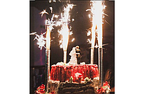 Фейерверк для торта, 25 см