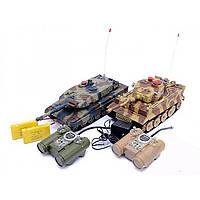 Танки на р/у Танковый бой HuanQI 558 Интересный Захватывающий Подарок на любой возраст Инфракрасная система