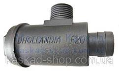 Масляный фильтр гидробортов Dhollandia  в комплекте с корпусом.
