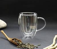 Чашки стеклянные с двойными стенками – удовольствие и эстетика чаепития