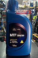 Масло для МКП MOBIS MTF - 75W/90 ✔ 1л.