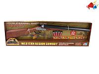 Детское игрушечное оружие 2801B.Электрофицированная винтовка, на батарейках, звуковые эффекты