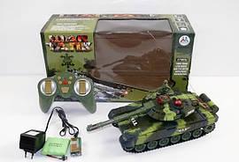 Танк на радиоуправлении 9993 М1 Abrams, движение во все стороны, звуковые эффекты, прекрасный подарок сыну