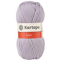 Kartopu Gonca № 715 серый