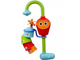 Водопад D 40116, игрушка для ванной, 36,5 см, на батарейке, 3 емкости.
